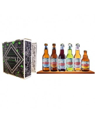 DISCOVERY BEER BOOK MONT...