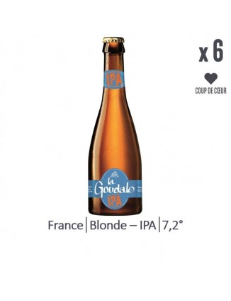 GOUDALE IPA 6*33CL