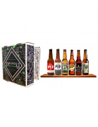 DISCOVERY BEER BOOK FRANCE...