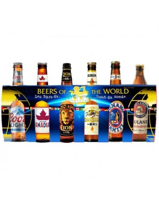 SIXPACK BEER OF THE WORLD...
